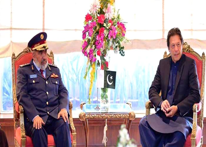Qatar armed forces chief calls on PM Imran – Rtilive